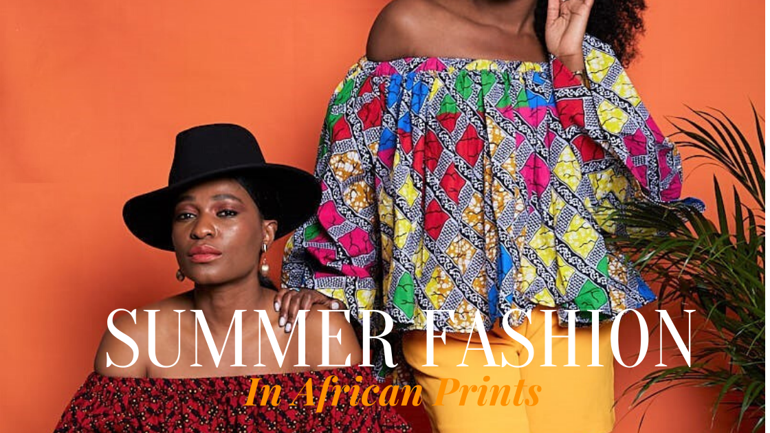 How to Rock African Print this Summer