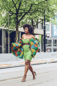 ANKARA STYLE TIPS - VOL 1 :  5 Ways To ROCK African Dresses & Prints