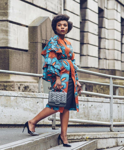1ebe4a0085c3f Handmade African fashion   African dresses   African print Dresses ...