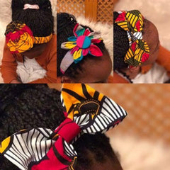 Hairbands - Ankara - African Clothing from CUMO LONDON