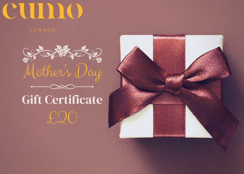 Mother's Day Gift Card - From £10