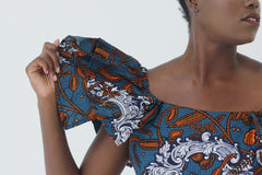 African Print Ankara jumpsuit - ATMKollectionz