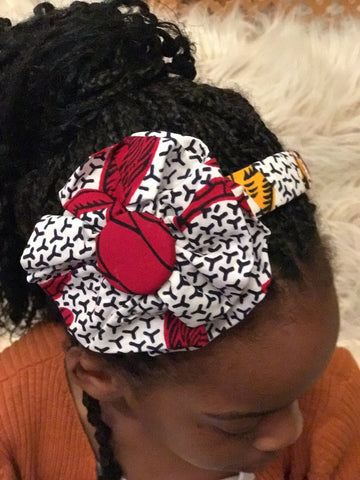 African Print Ankara Hair band - African Clothing from CUMO LONDON