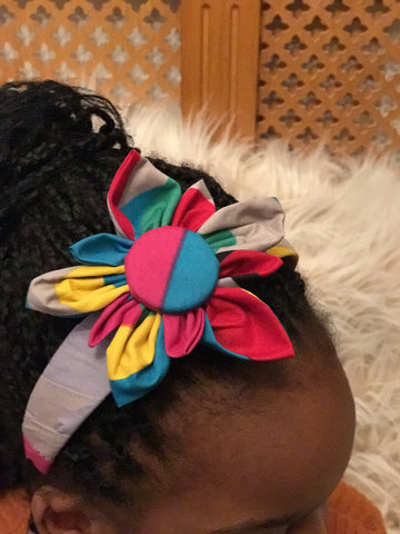 Ankara Hairband