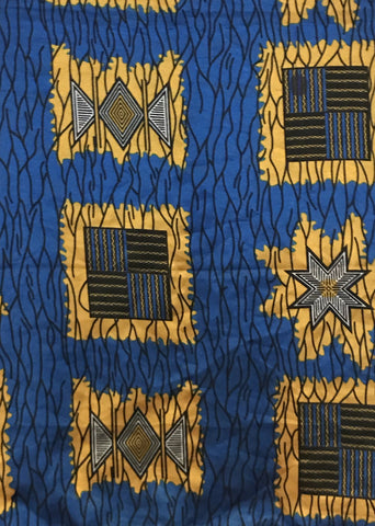 African Prints Silk Square Scarf Ankara cotton Scarves Shawl Hijab