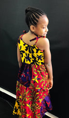 African Prints Ankara Dress - African Clothing from CUMO LONDON