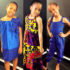 African Prints Ankara Jumpsuits - African Clothing from CUMO LONDON
