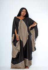 African Fashion Bubu Kaftan Maxi Dress - Zara - African Clothing from CUMO LONDON