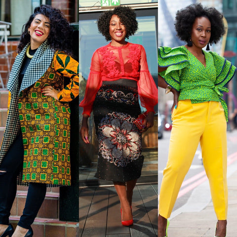 Sisi Bundle 11 - African Clothing from CUMO LONDON