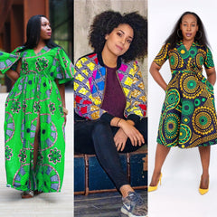 Sisi Bundle 4 - African Clothing from CUMO LONDON