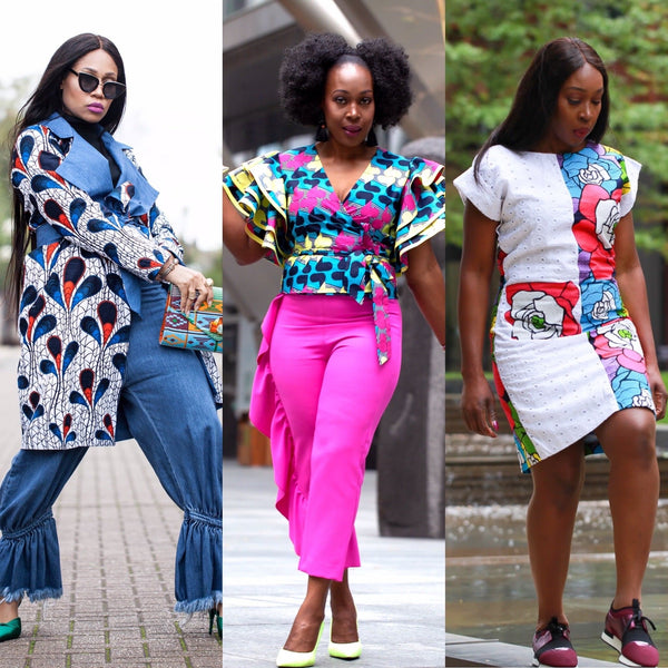 Sisi Bundle 12 - African Clothing from CUMO LONDON