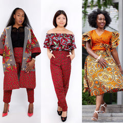Sisi Bundle 10 - African Clothing from CUMO LONDON