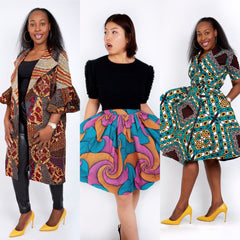 Sisi Bundle 9 - African Clothing from CUMO LONDON