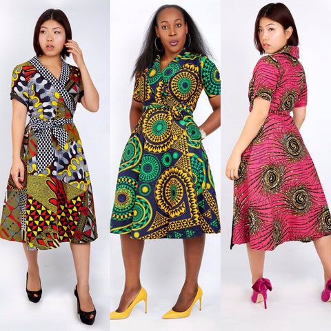 Sisi Bundle 3 - African Clothing from CUMO LONDON