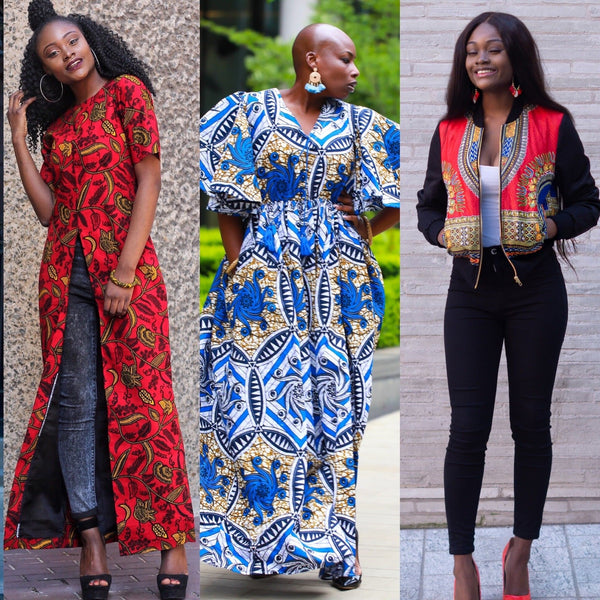 Sisi Bundle 5 - African Clothing from CUMO LONDON