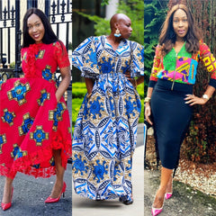 Sisi Bundle 2 - African Clothing from CUMO LONDON