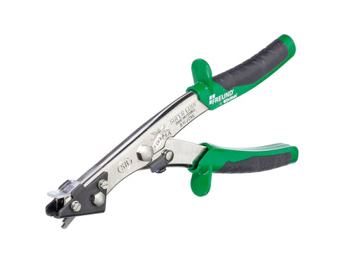 N° 1051000 Freund Nibbling Shears c /w built-in waste curl cutter