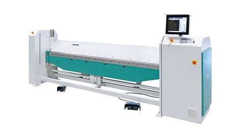 N° 0PJPTS3100 Jouanel Electrical Folding Machine 3m x 1.5mm with Dynamic Graphics CNC