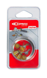 N° EXP36714 Express 5 Gas nozzles