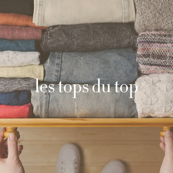 Les tops du top!