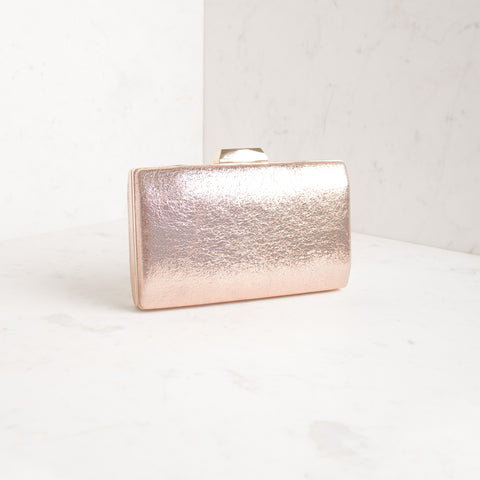 'DUBAI' Hard Shell Clutch