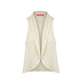 SUGAR | Boucle Knit Gillet