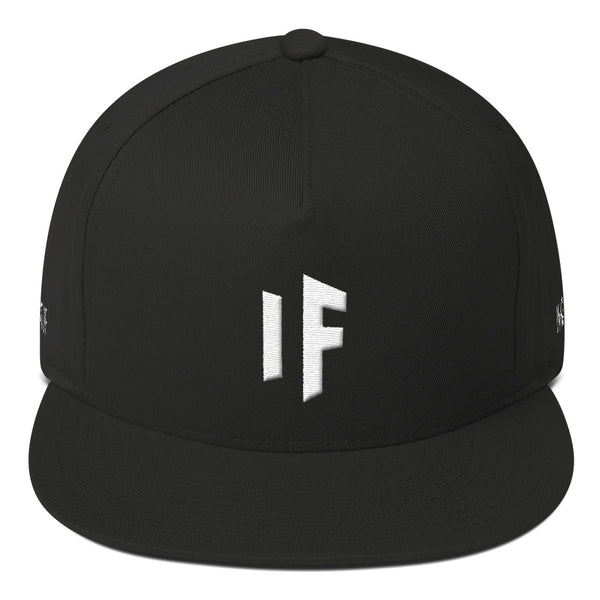 What If | Flat Bill Cap
