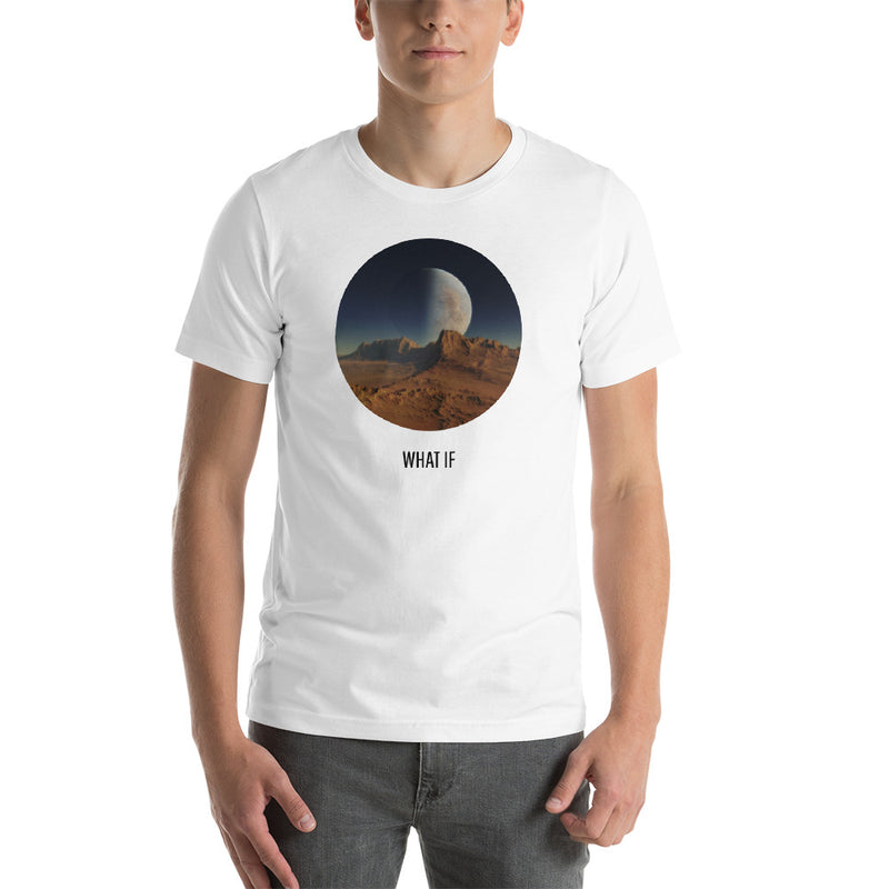 Habitable Planet Short-Sleeve Unisex T-Shirt