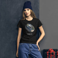 Donut Earth Women's Short Sleeve T-shirt