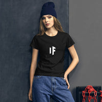 IF Classic Women's short sleeve t-shirt