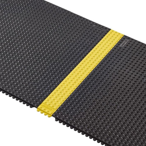 NoTrax Skywalker HD Yellow Safety Line - Anti-Fatigue Mat Series