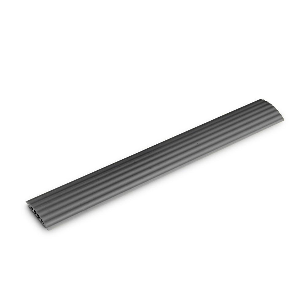 Office GREY - Cable Duct 4-channel grey