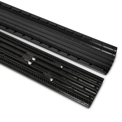 Office - Cable Duct 4-channel black