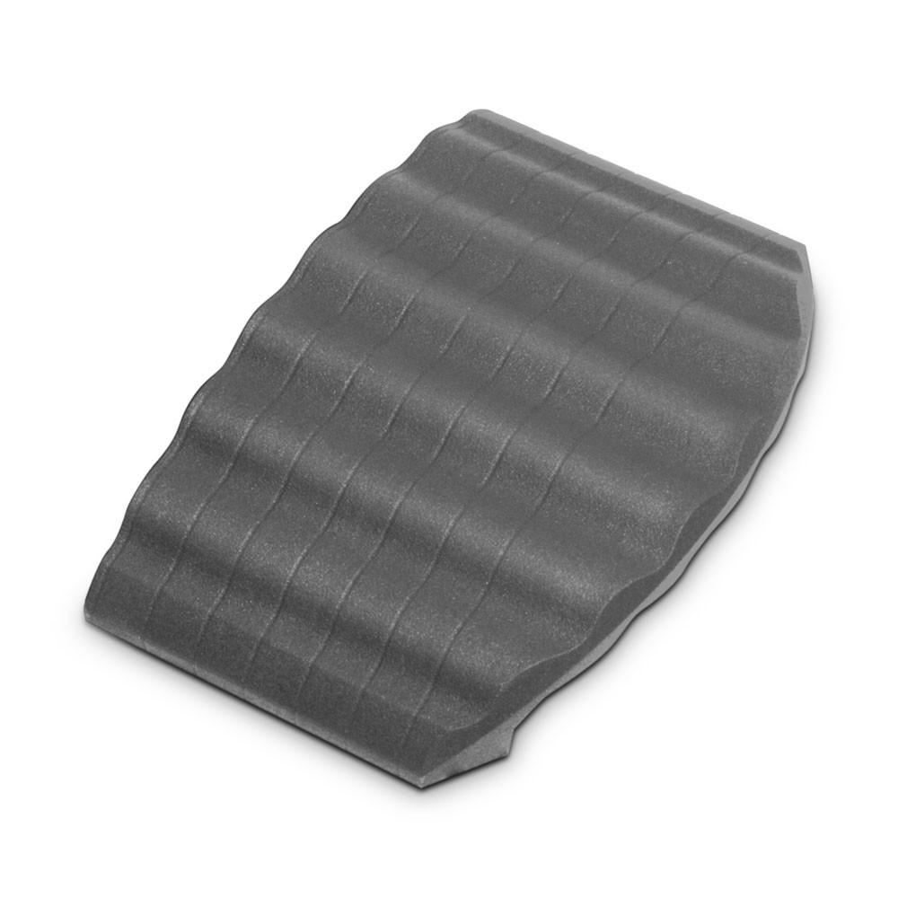 Office ER GREY - End Ramp grey for 85160 Cable Crossover 4-channels