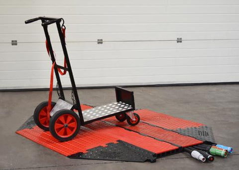 Red Floor 5-channel Mobility Access Kit
