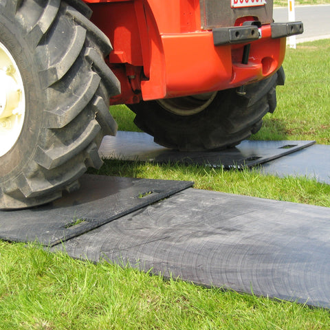 Lodax Premium Garden Mats with 45-tonne load capacity