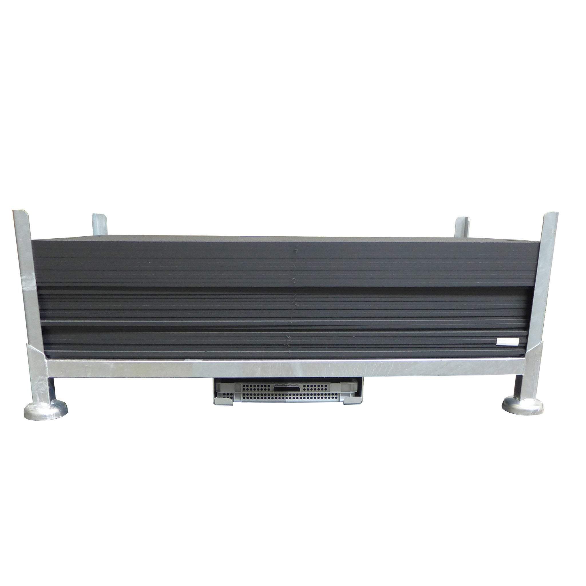 Lodax Ground Protection Flooring Storage Box - Flexible Connectors