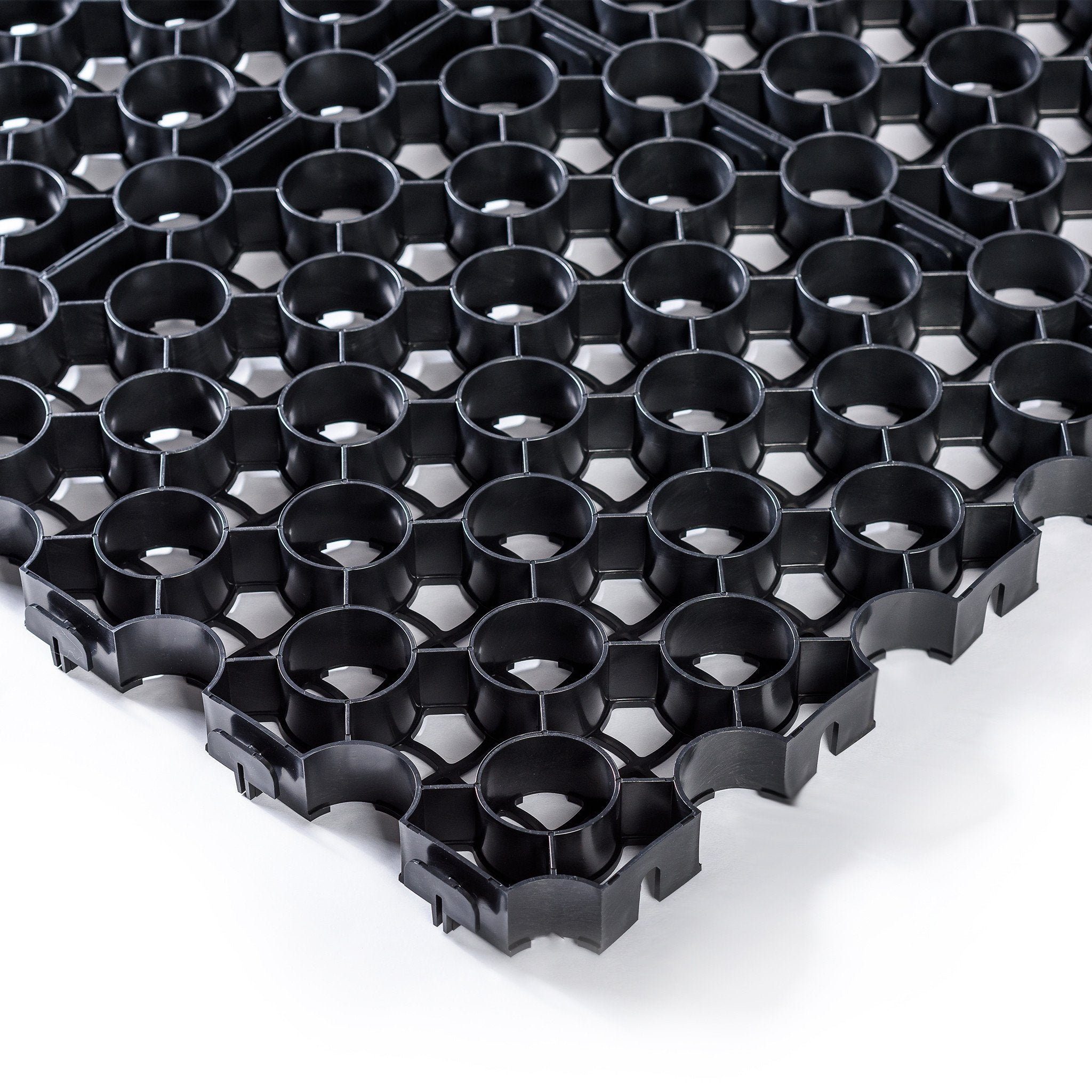 Duragrid Ground Reinforcement | Black (Recycled HDPE)
