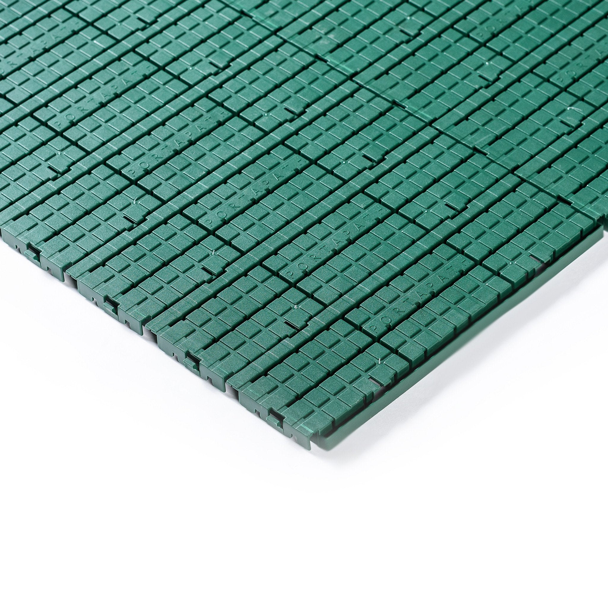 Portapath event flooring | Green