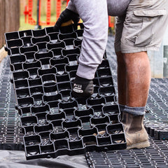 Geogrid Premium Ground Reinforcement Grids - Patented Cellular Design