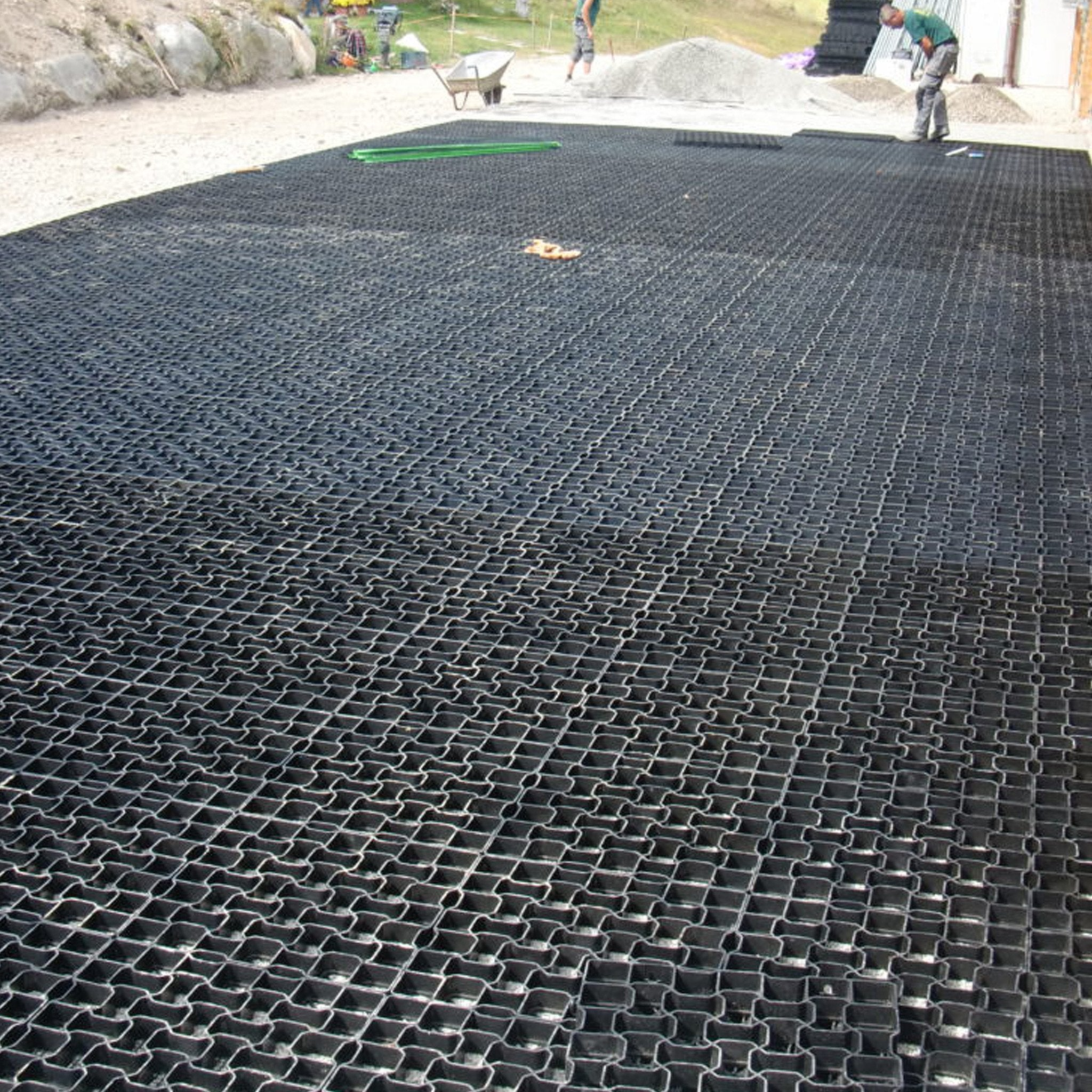 Geogrid Premium Ground Reinforcement Grids - Sustainable Urban Drainage Systems
