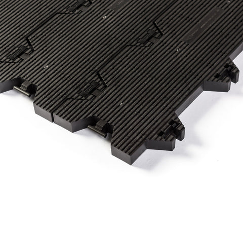 Supa-Trac PP Floor Panel Black