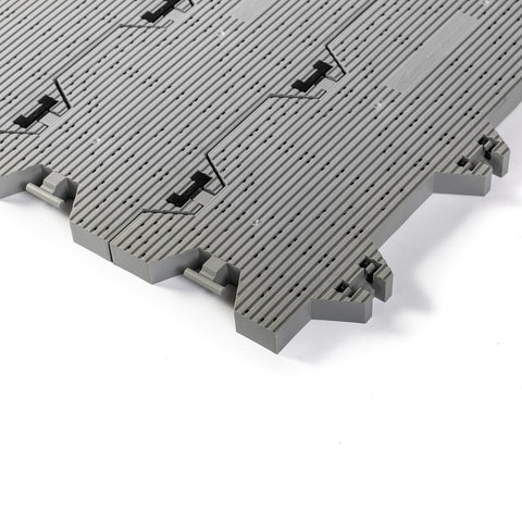 Supa-Trac PP Floor Panel Grey