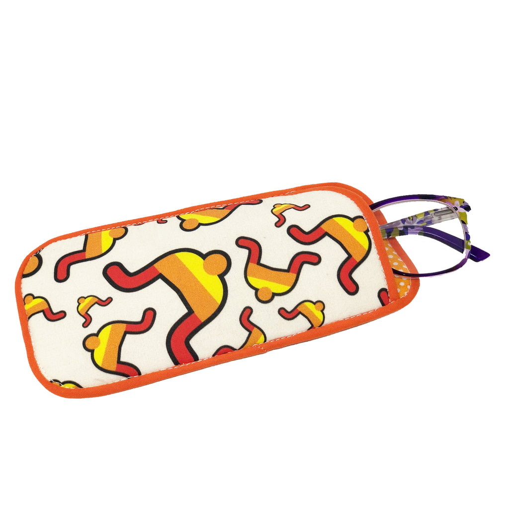 "SALE! ""A Man Called Jayne"" Eyeglass Case"