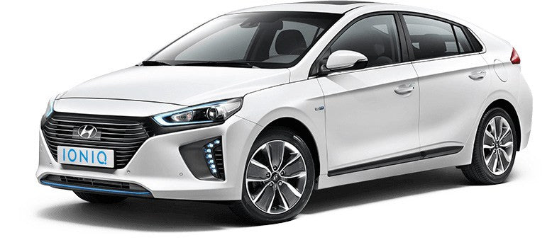 Ioniq To Become Iconic Figurehead For Fleet EV