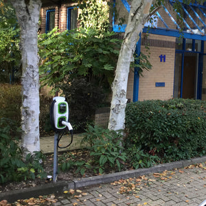 WallPod : EV charging unit | Type 1 Tethered | 16/32 Amp(3.6/7.2kW) | 5 Metre | IP65 |