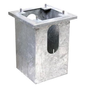 Ground Mounting Base For BasicCharge Pedestal