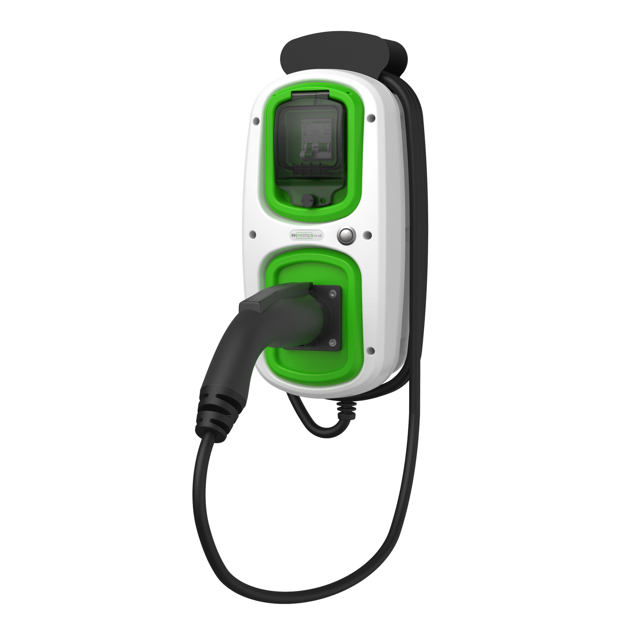 WallPod : EV charging unit | Type 1 Tethered | 16/32 Amp(3.6/7.2kW) | 4.5 Metre | IP65 |