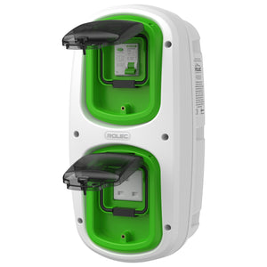 WallPod : EV Charging Unit | 3 Pin Socket | 13 Amp | IP65 | UK |