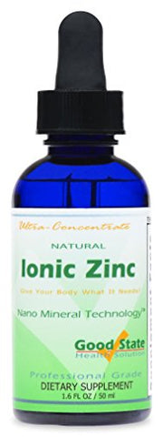 Good State Liquid Ionic Zinc, Ultra Concentrate